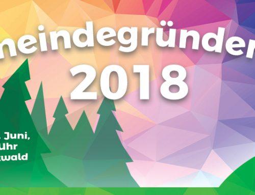Gründertag 2018