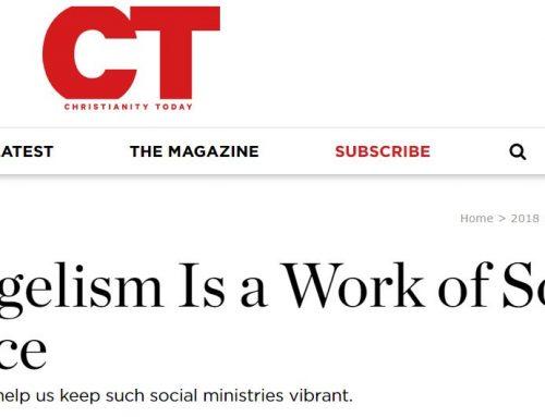 Soziales Engagement und Evangelisation?